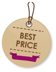 The best price, guaranteed
